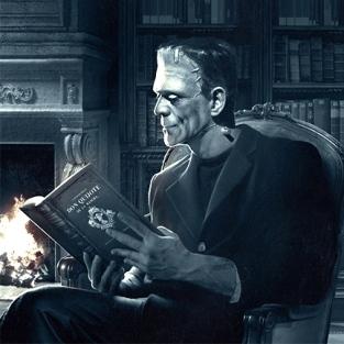 frankenstein als lezer